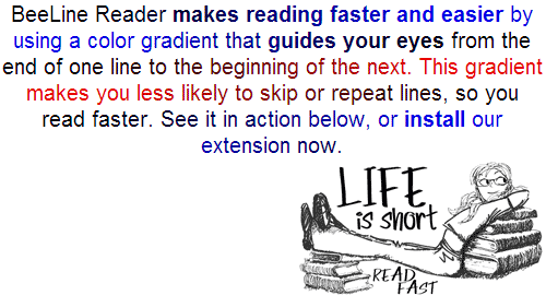 Free-Speed-Reading-Software-For-Browser-